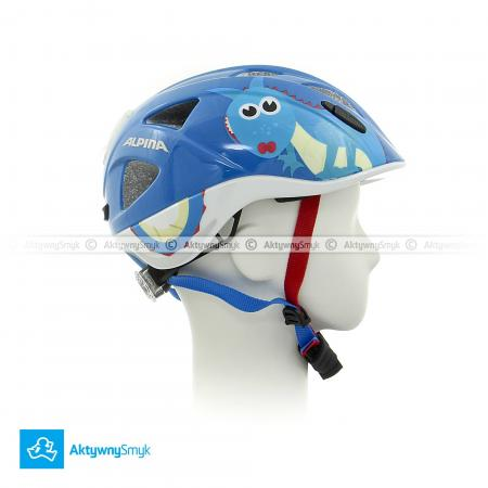 Kask Alpina XIMO Flash Dragon