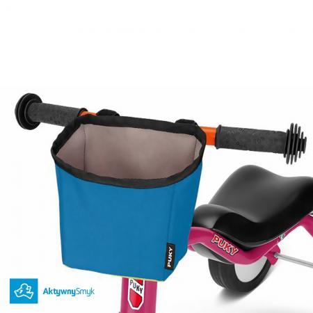 Niebieska torebka Puky LT3 pasująca do jeździka Puky Wutsch albo PUKYlino