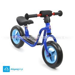 Niebieski rowerek biegowy Puky LR M dla dziecka wzrost ponad 85 cm, wiek 1½-2 lata - Sklep AktywnySmyk Warszawa
