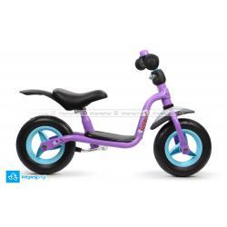 Fioletowy rowerek biegowy Puky LR M Plus dla dziecka wzrost ponad 85 cm, wiek 1½-2 lata - Sklep AktywnySmyk Warszawa