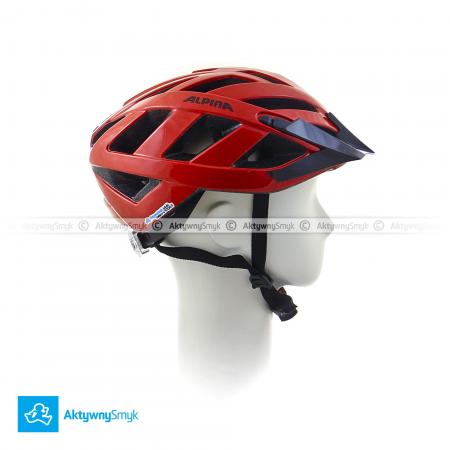 Kask Alpina Panoma Red