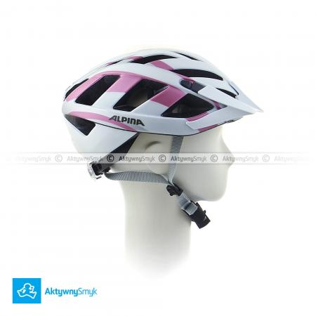 Kask Alpina Panoma LE white-rose gold