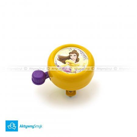 Dzwonek Widek Disney Princess żółty