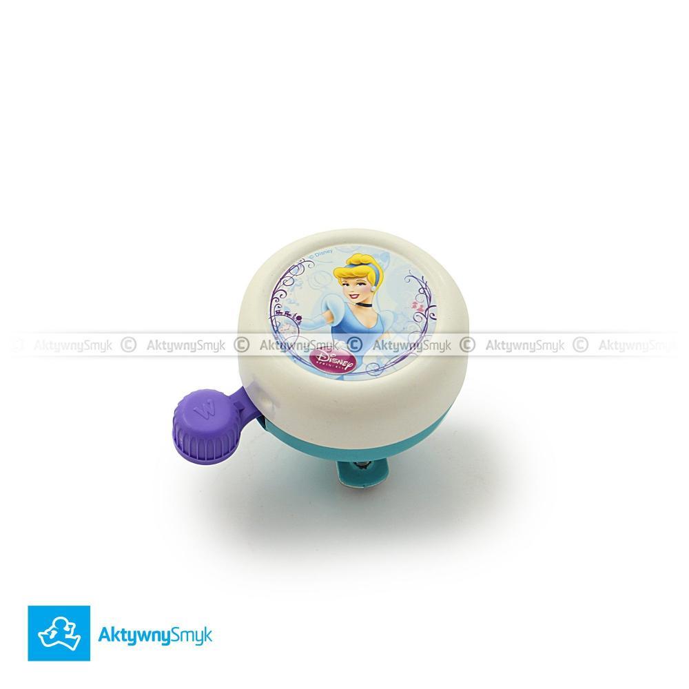 Dzwonek Widek Disney Princess biały