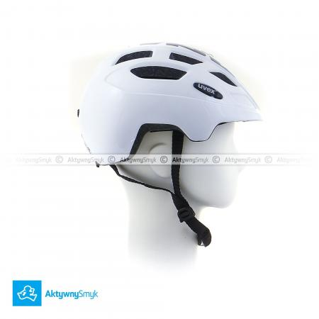 Kask Uvex Finale Junior white-black