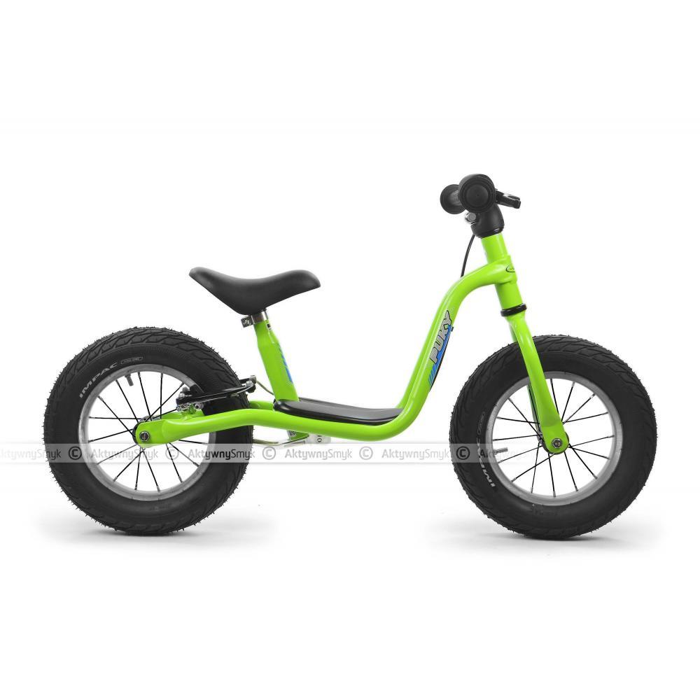 Zielony rowerek biegowy Puky LR XL dla 3 latka / wzrost ok 100 cm | Sklep AktywnySmyk Warszawa