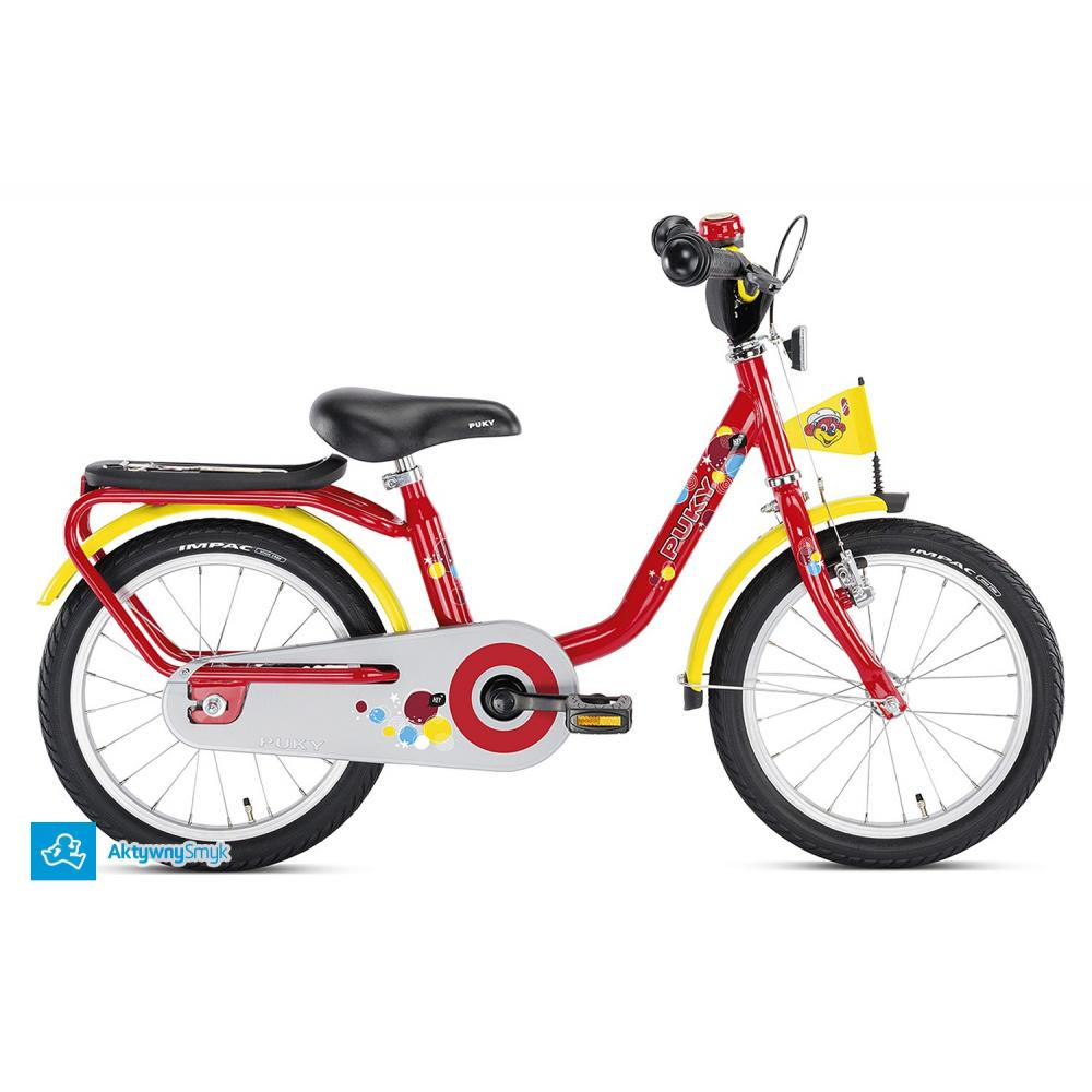 Rower Puky Z6 czerwony | Sklep AktywnySmyk Warszawa