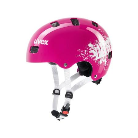 Kask Uvex Kid 3 pink dust