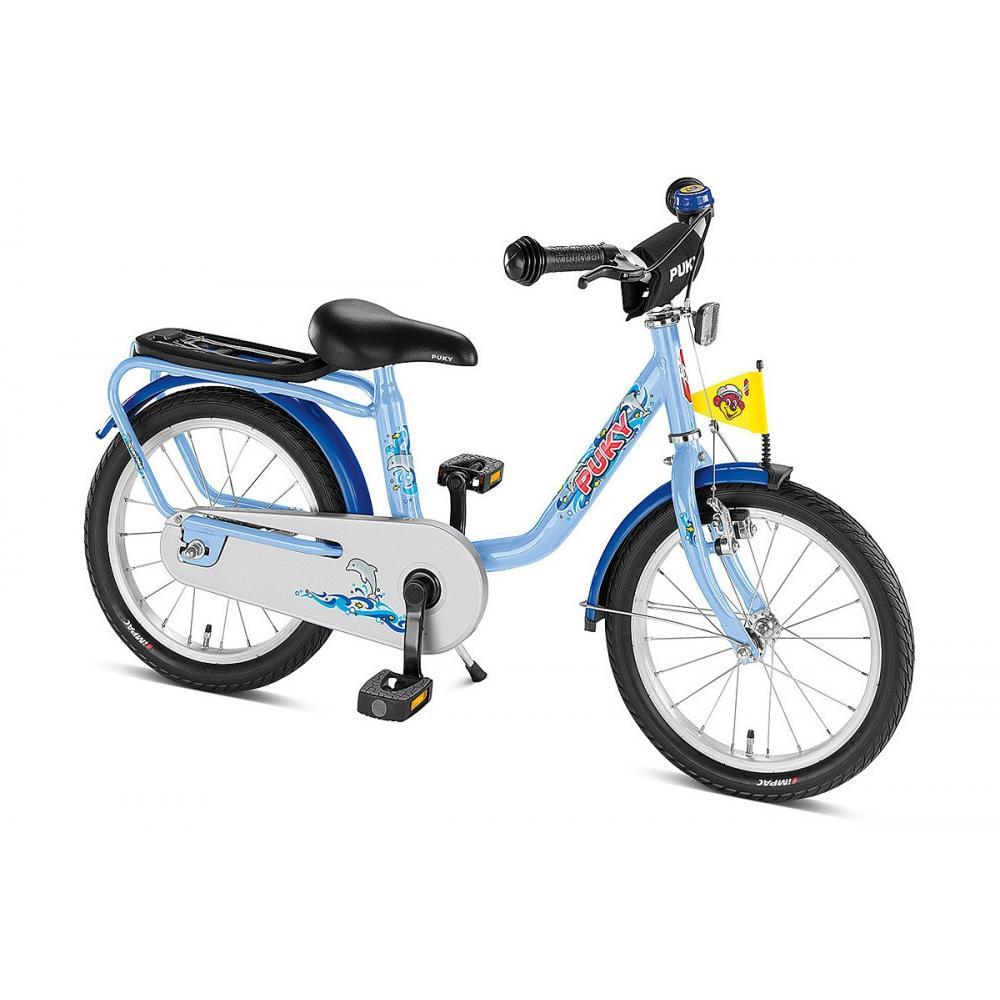 Rower Puky Z 6 błękitny