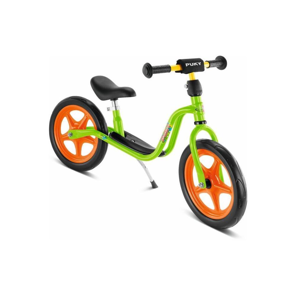 Rowerek biegowy Puky LR 1 zielony  EVA