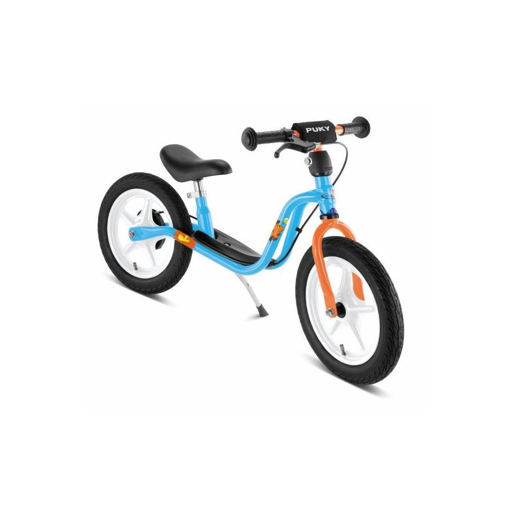 Niebieski rowerek biegowy Puky LR 1L Br Die Maus - Sklep AktywnySmyk Warszawa