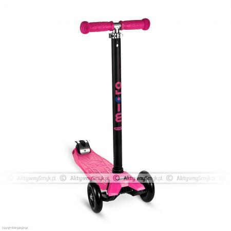 Hulajnoga Maxi Micro Shocking Pink