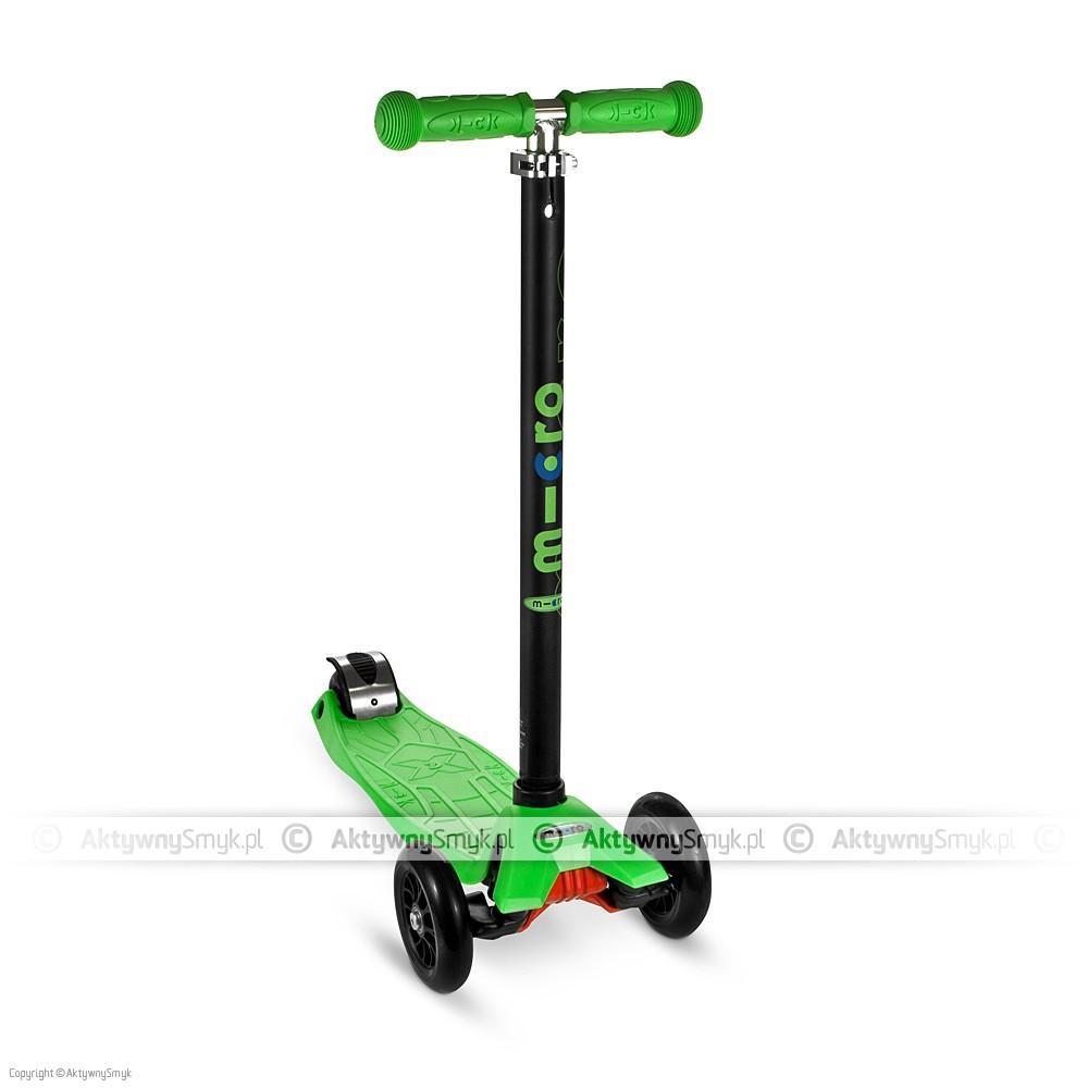 Hulajnoga Maxi Micro T-bar zielona